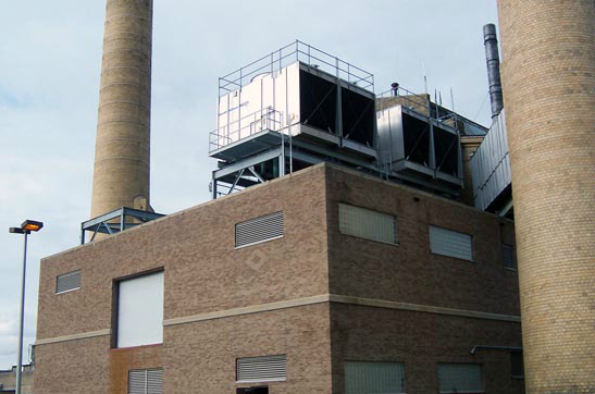 Creedmoor Psychiatric Center - New Boiler Chiller Plant
