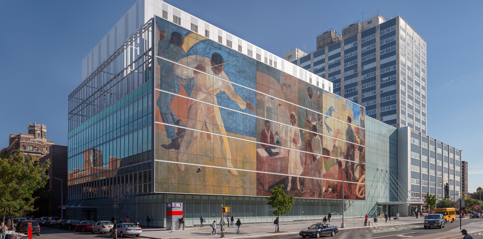 Harlem Hospital - Modernizations