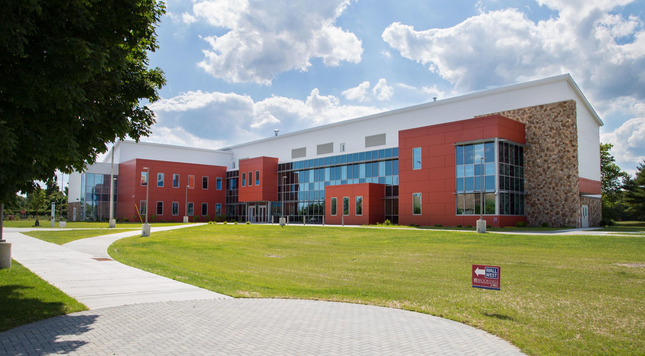 Brookdale Community College - Master Plan Redevelopment