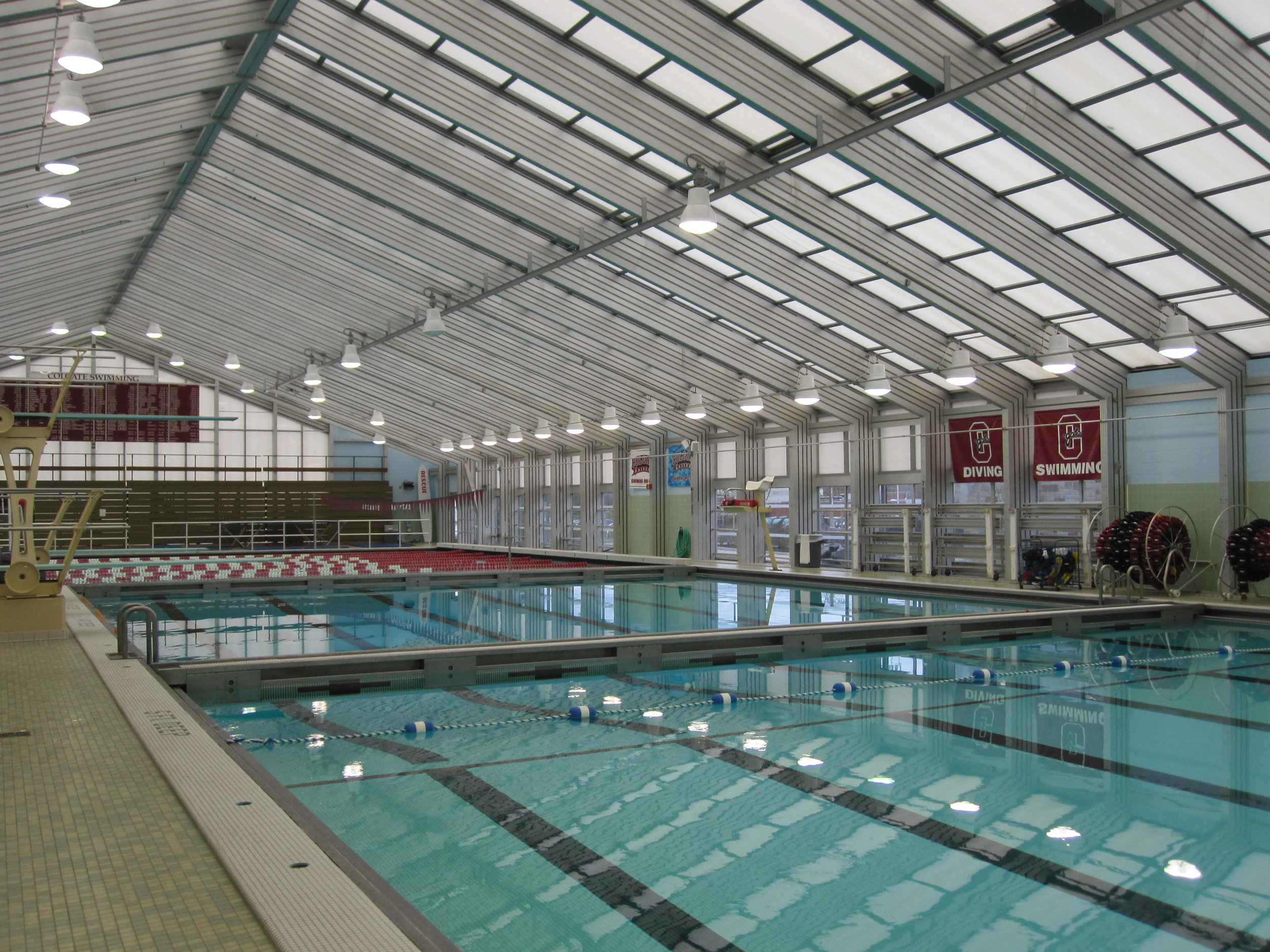 Colgate University - Lineberry Natatorium Expansion
