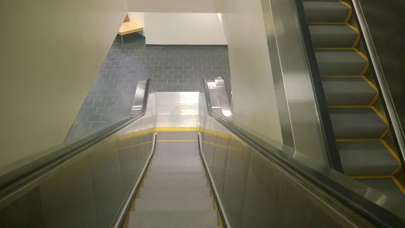 CUNY Hunter College - Escalator Upgrades