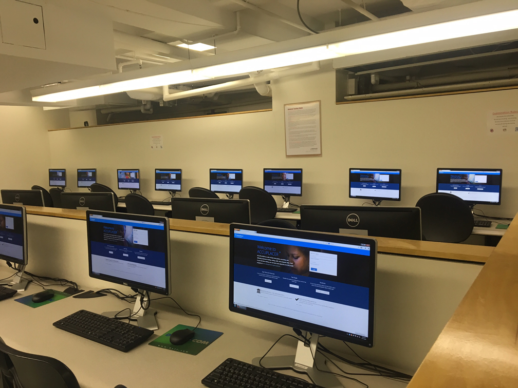 CUNY Hunter College - North Building Computer Room A/C Upgrade