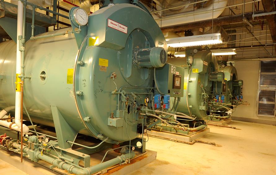 CUNY LaGuardia Community College – Boiler Plant Upgrade
