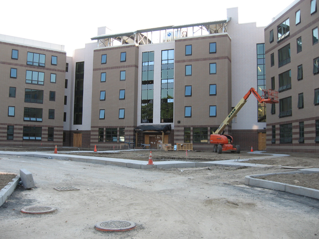 Rhode Island College - Residence Hall, Accessibility Study