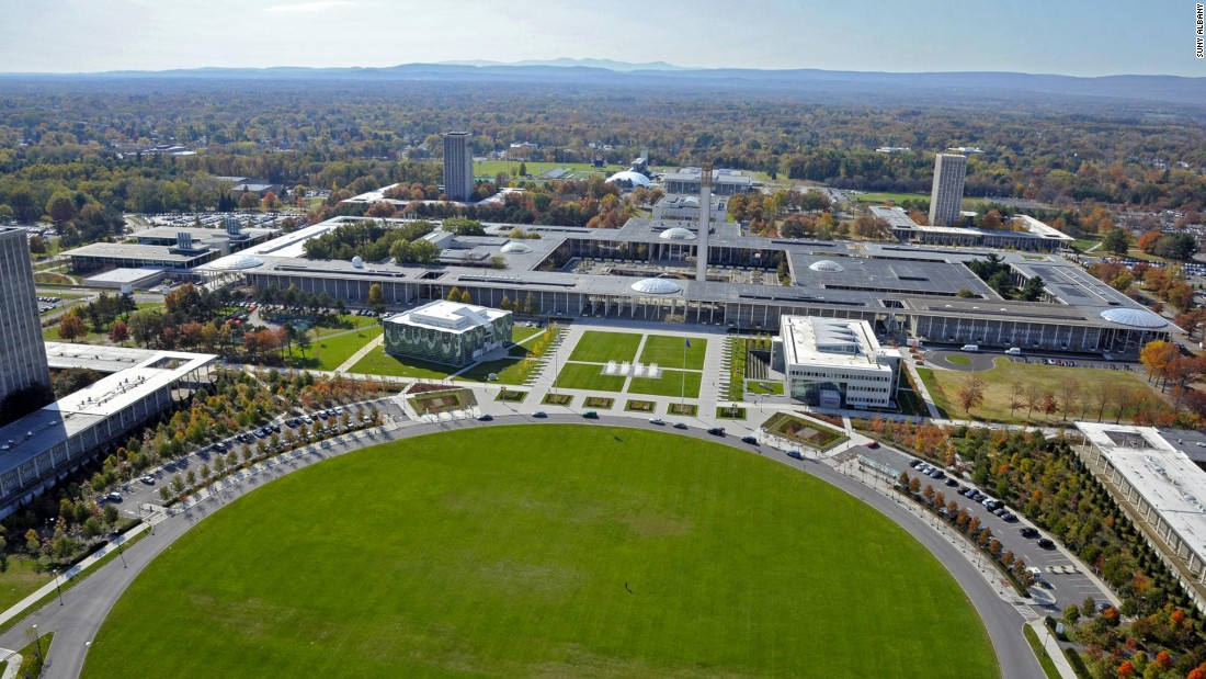 SUNY Albany - Linear Accelerator Feasibility Study