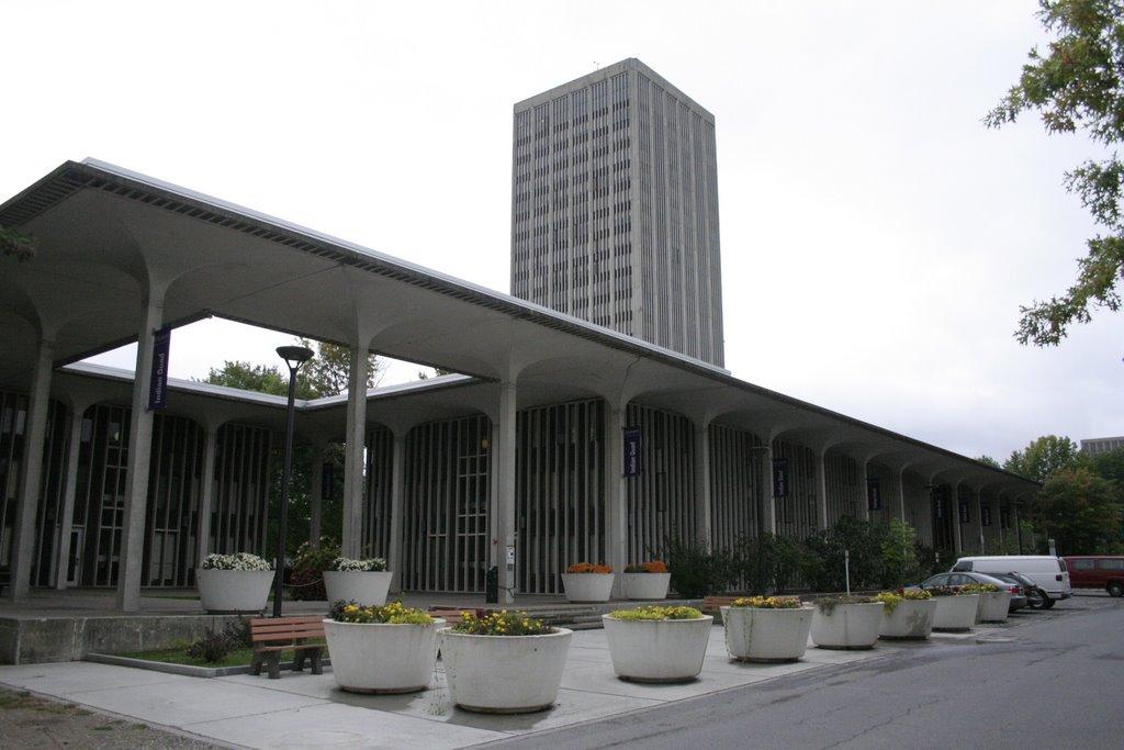 SUNY Albany - Seneca Residence Hall Rehabilitation