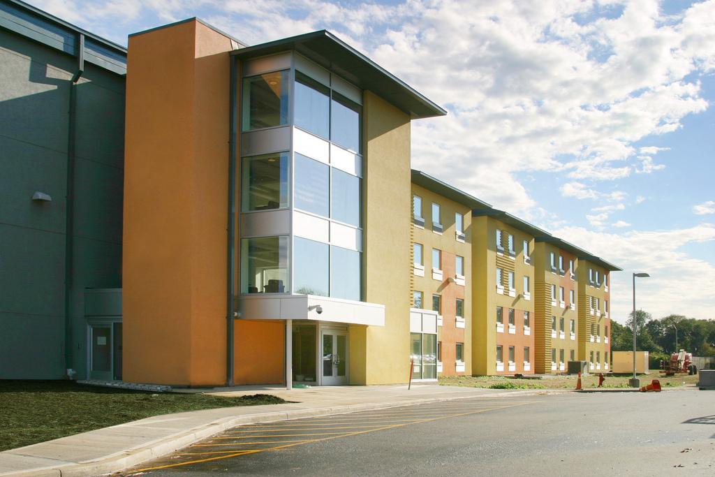 SUNY Farmingdale - Residence Hall Feasibility Study