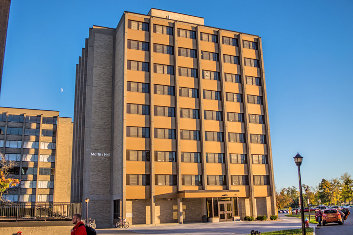 SUNY Plattsburgh - Moffit Hall Renovation