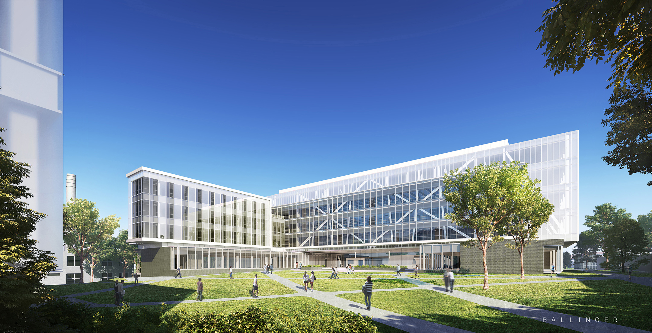 University of Rhode Island - New College of Engineering Building