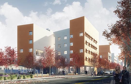 MIT - Vassar Street Residences
