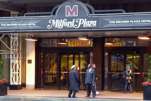 Milford Plaza Hotel Renovation