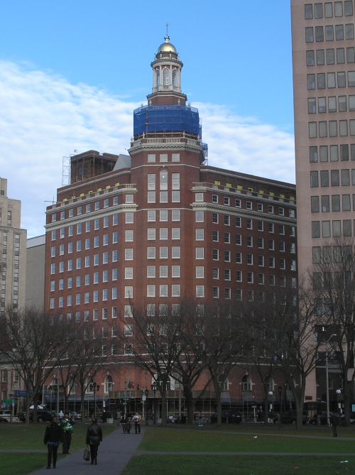 New Haven Trust Building Renovation & Hotel Development