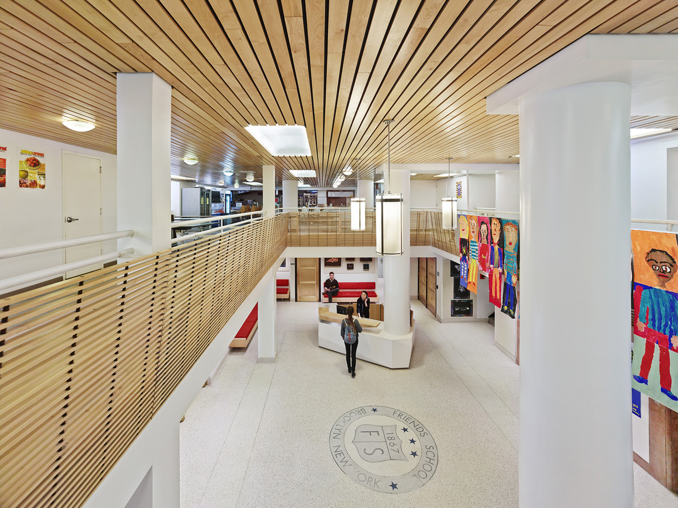Brooklyn Friends School Renovation & Expansion