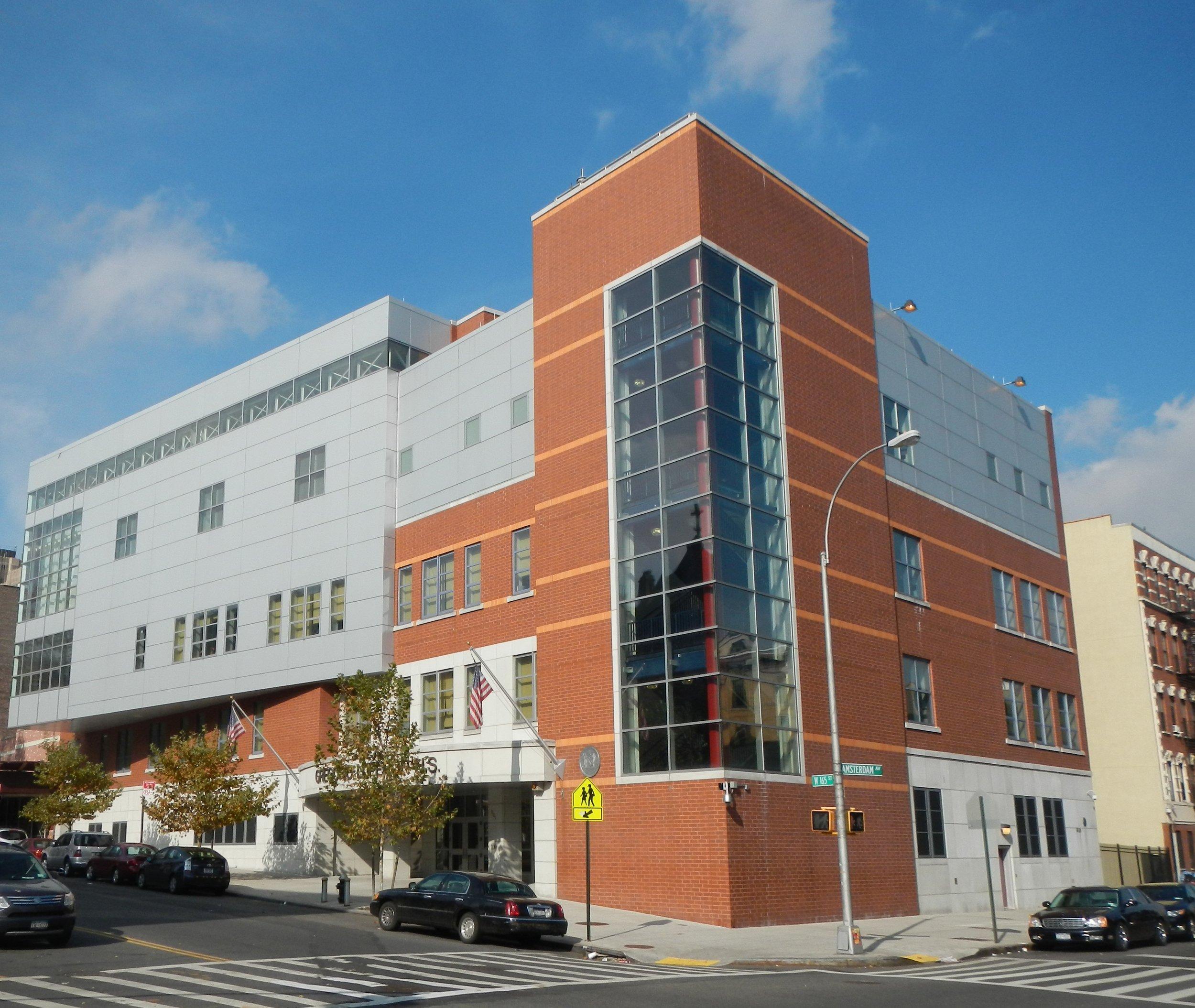 NYCSCA Gregorio Luperon High School for Mathematics & Science
