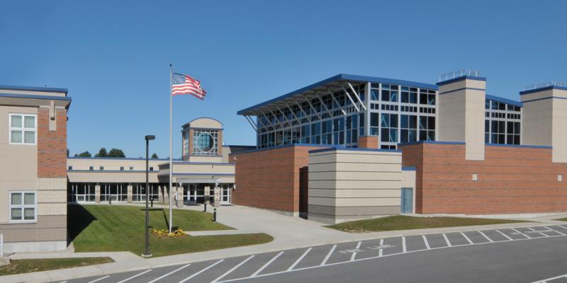 Blackstone Valley Regional Vocational Technical High School