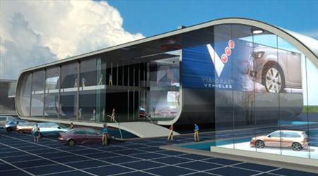 Visionary Vehicles Prototype Building