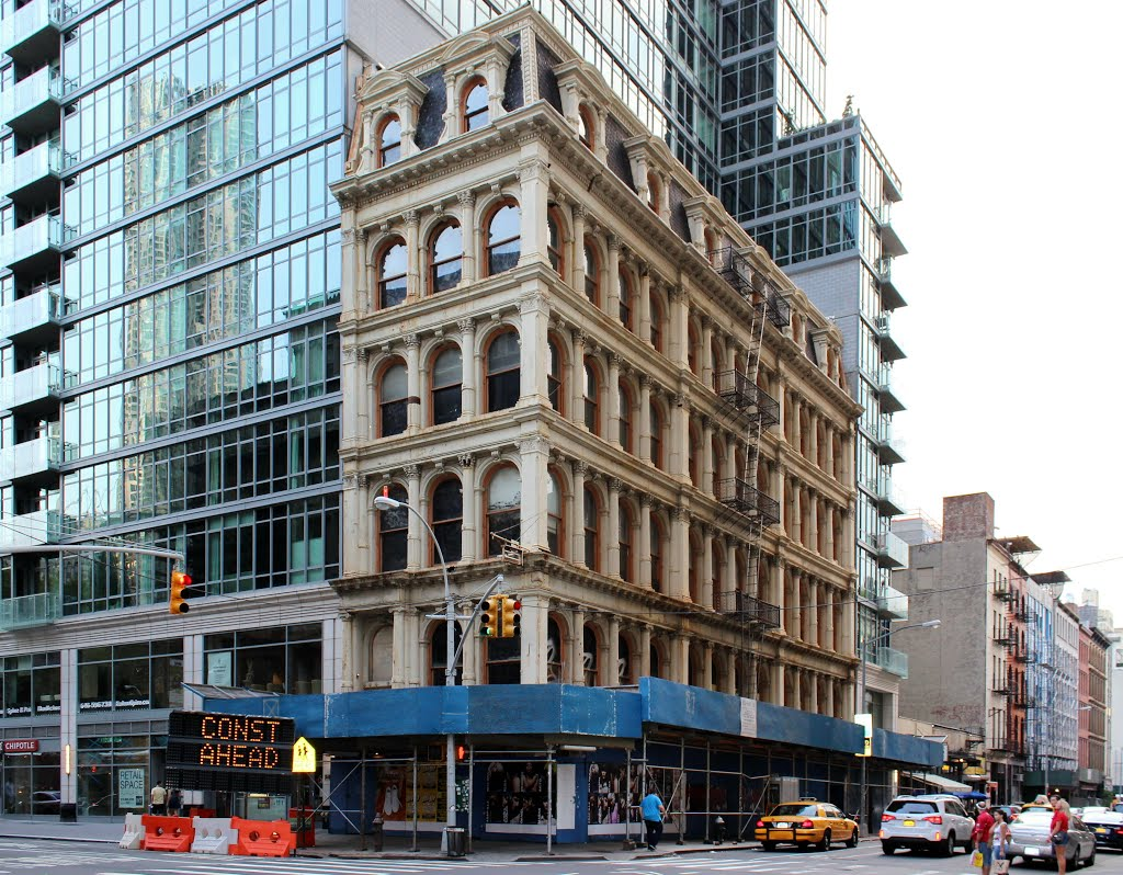287 Broadway Rehabilitation