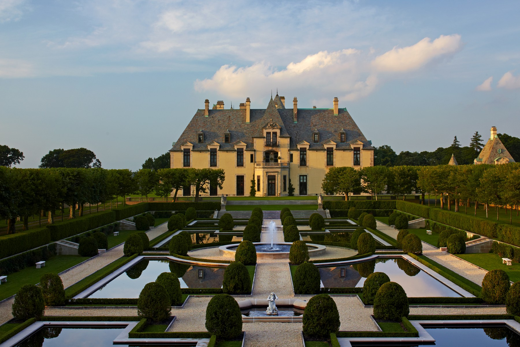 The Residence at Oheka Castle