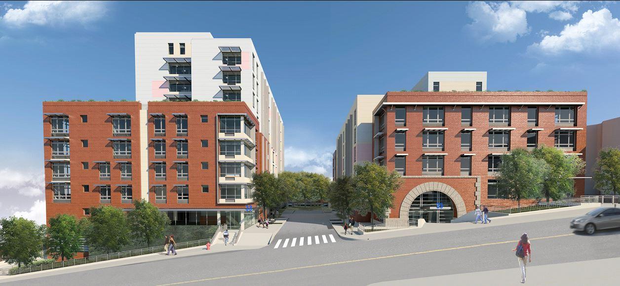 Yonkers Residential Buildings