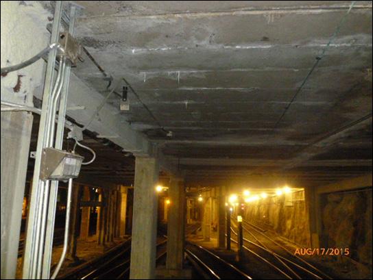LIRR Penn Station Substation