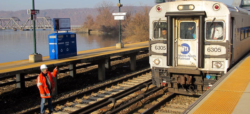 Metro-North Railroad Design of Guard Booth Access Control Points