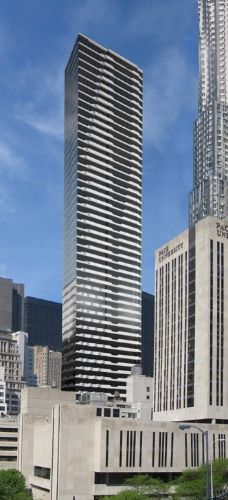 118 Fulton Street - Commercial/Residential Luxury High Rise