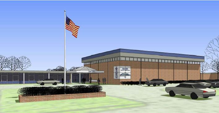 Blue Hills Regional School Upgrades