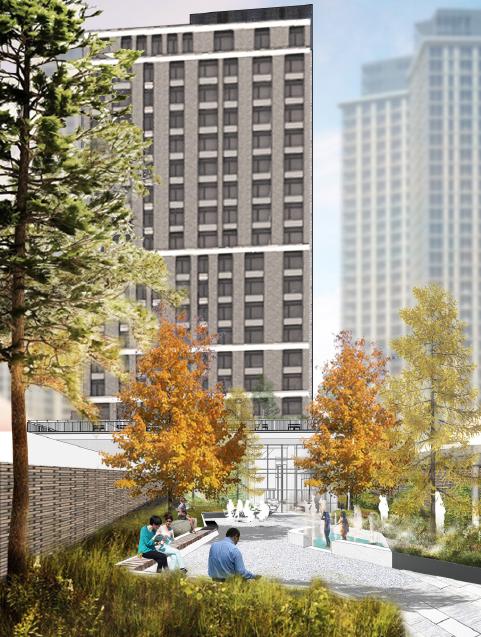 Condominiums at 45-24 Pearson Street