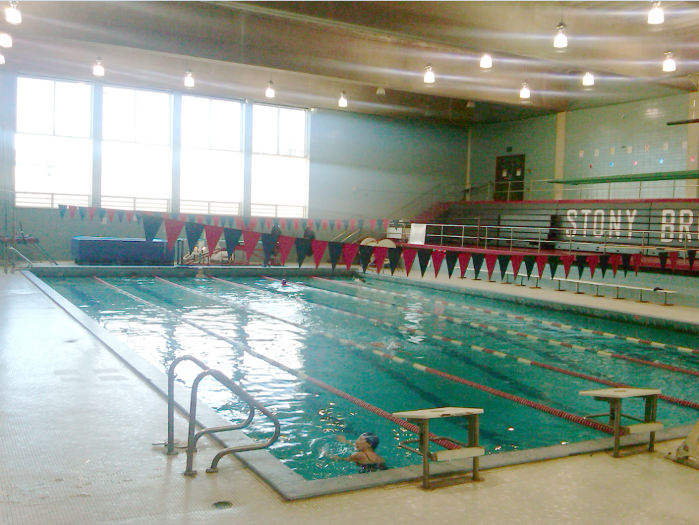 SUNY Stony Brook - Pritchard Gymnasium Pool Renovations