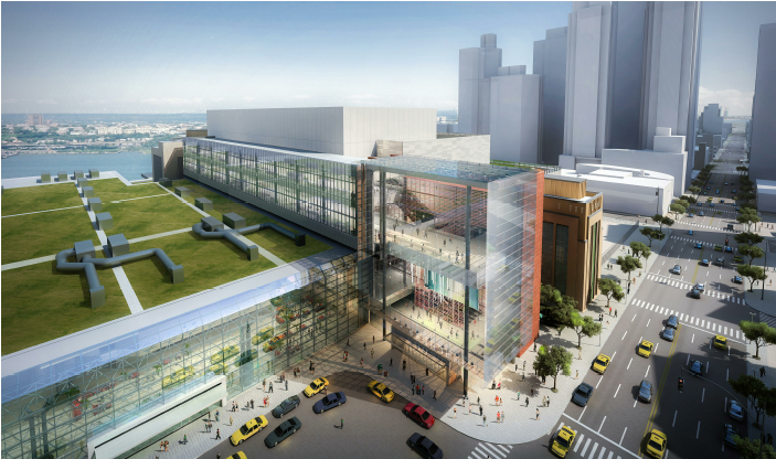 Jacob K. Javits Convention Center Expansion Project
