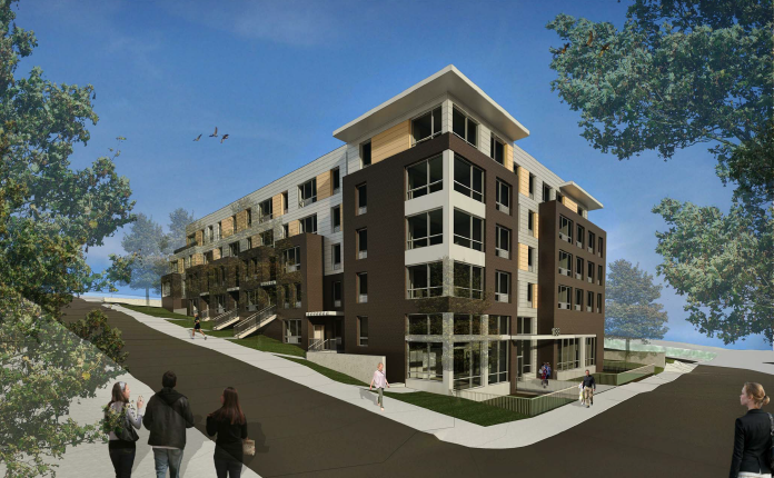 188 Warburton Avenue Residential Building