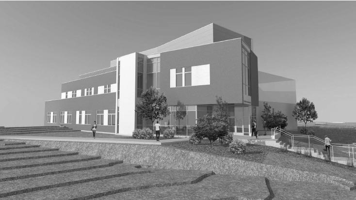 SUNY New Paltz - Engineering Innovation Hub