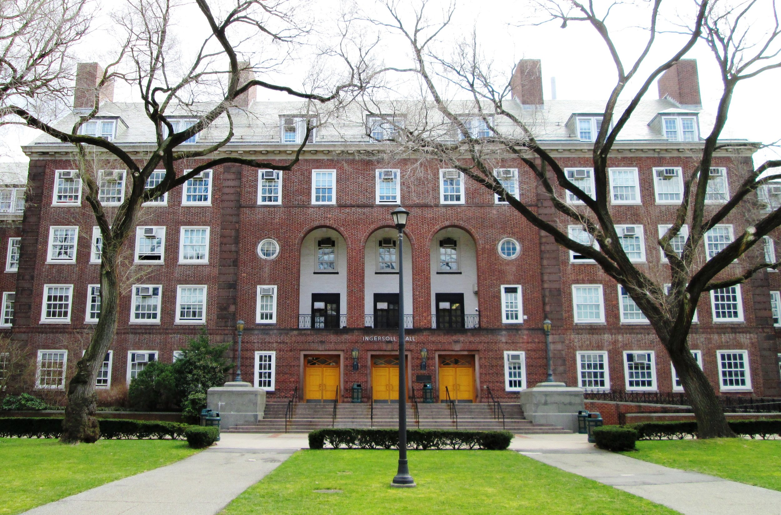 CUNY Brooklyn College - Ingersoll Hall