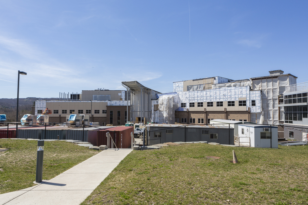 SUNY Binghamton - Energy Research and Development Building