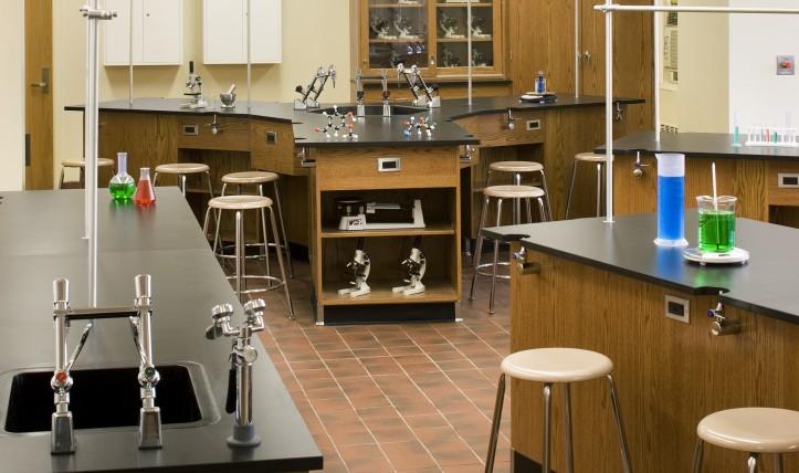 NYCSCA I.S. 34 Science Lab Upgrades
