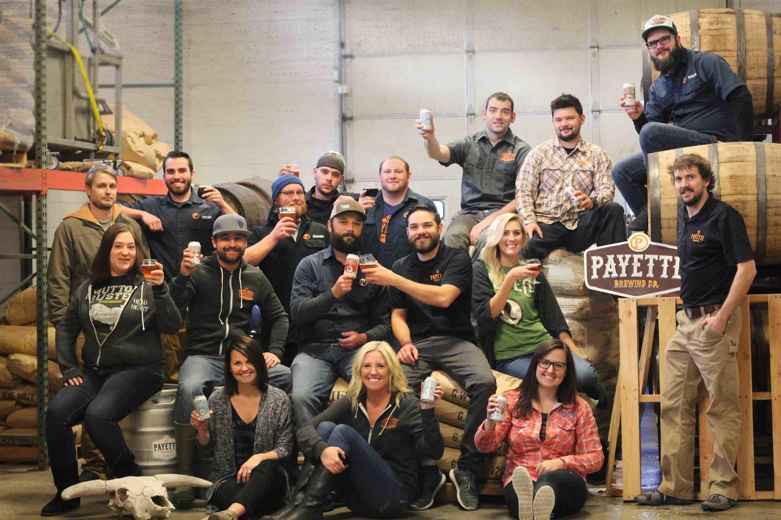 Payette Brew Crew: 2012