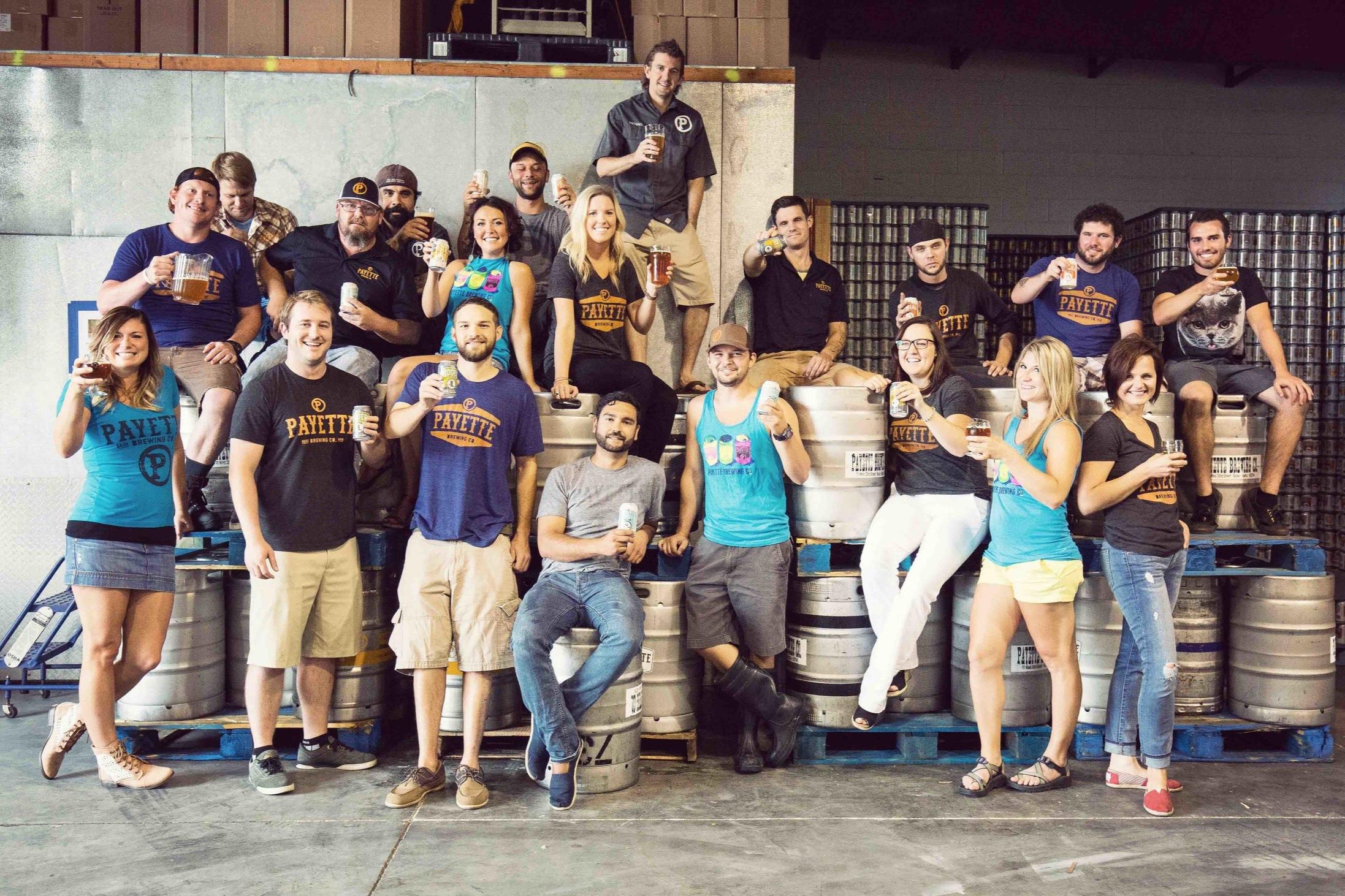 Payette Brew Crew: 2014