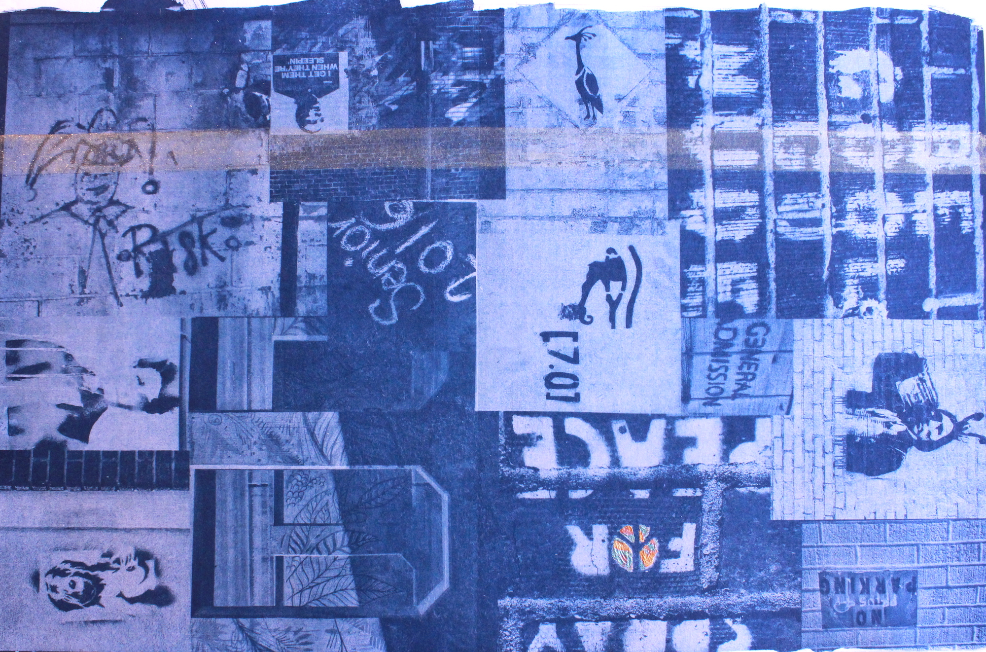 Oklahoma Printmaking Network Portfolio Exchange - Coordinated by Laurence ReeseMay 18th - June 10th