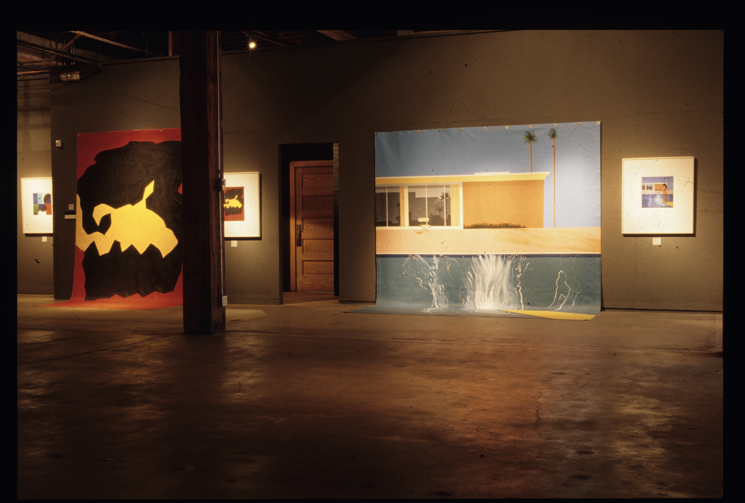 John Seward: Homage to Contemporary Painters -