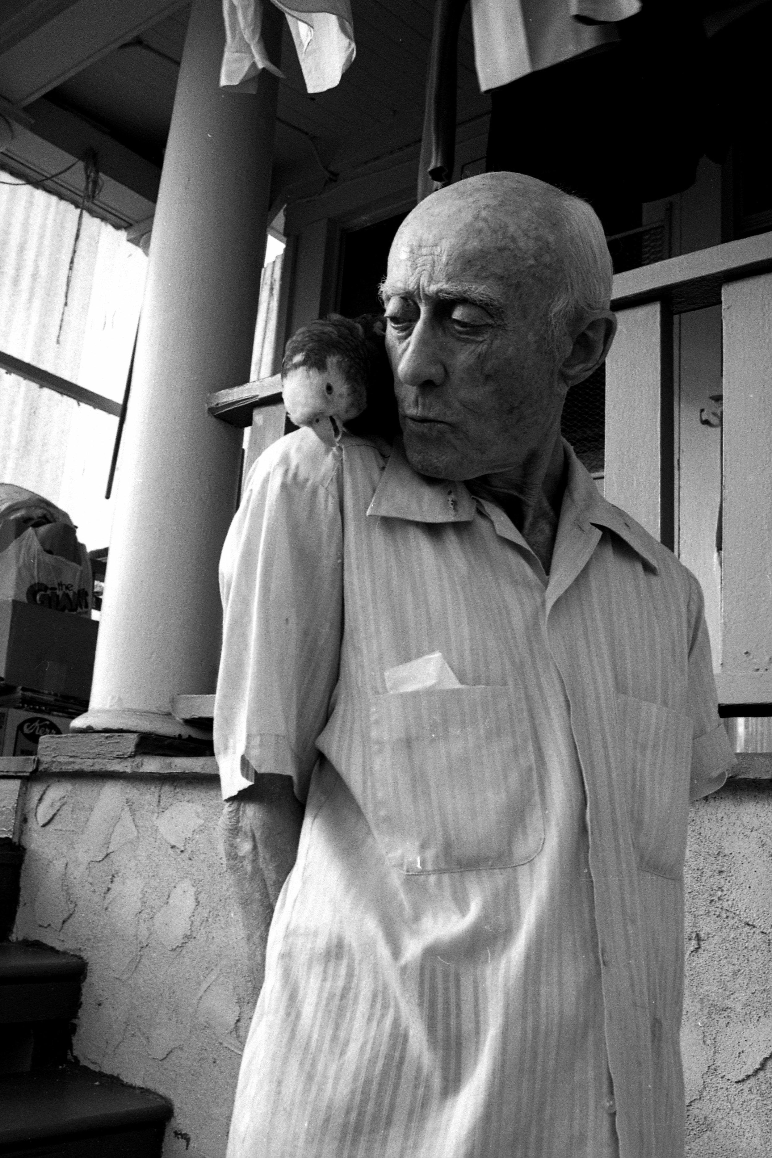 Sid Kane with Bird.jpg