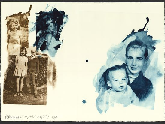 Rauschenberg, Ruscha, Smith, and Winters - In conjunction with ULAEApril 24th - June 24th