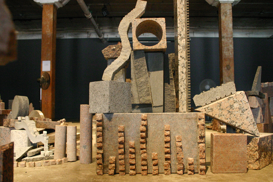 Jesús Moroles: Playscapes - August 5th - September 9th