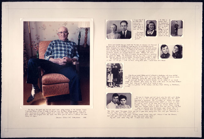 Nazi Persecution of Homosexuals 1933-1945 - Accompanied by Rescuers: Portraits of Moral CourageA project of the Cimarron Alliance FoundationSeptember 15th - October 23rd