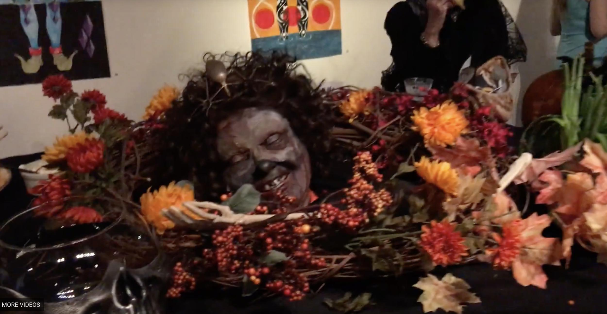 Exquisite Corpse Fundraiser -