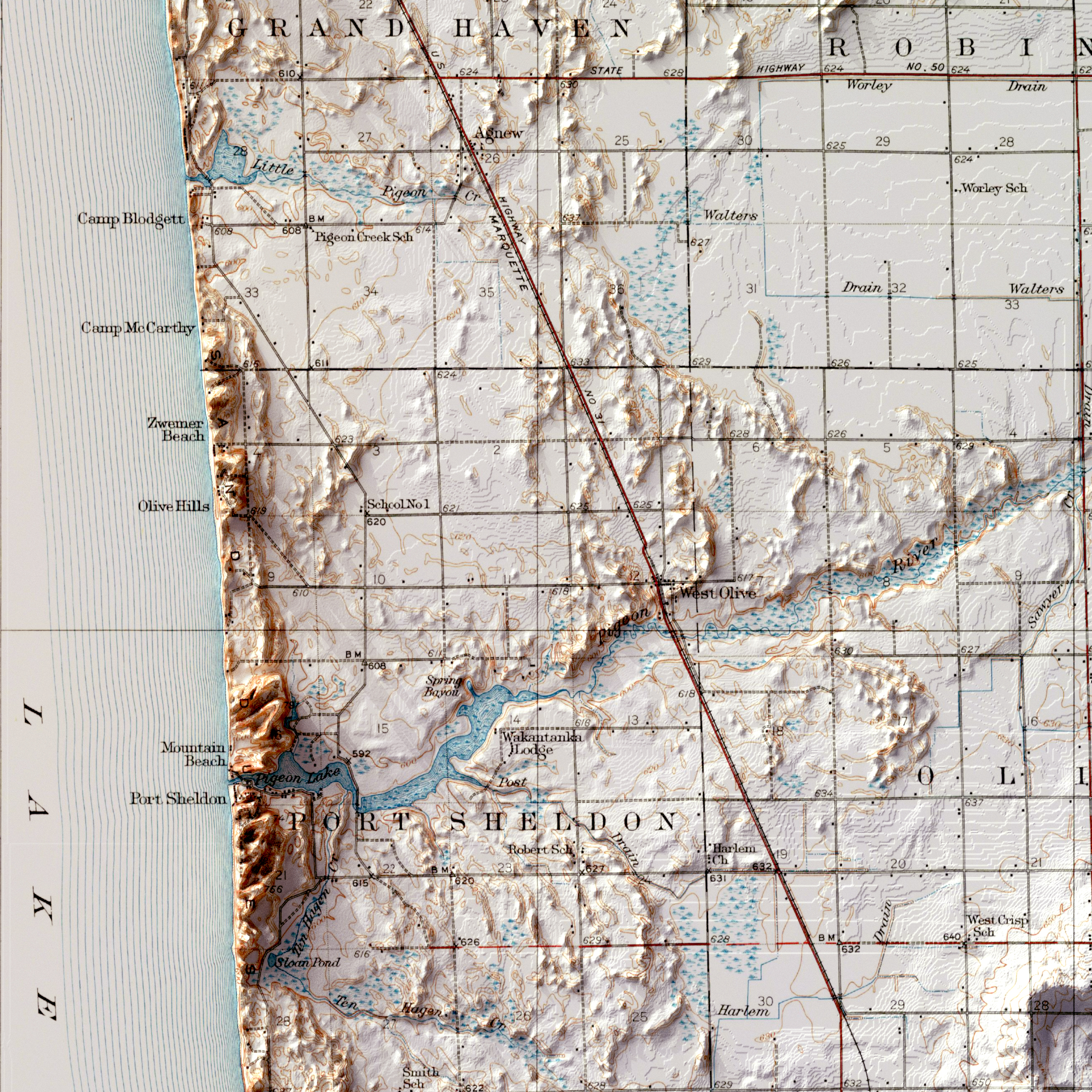 topo render w USGS historic map-2