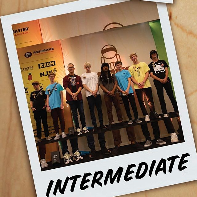 INTERMEDIATE 🥇22BuckleyJ 🥈BussdownDama 🥉JordanBusald • Shoutout to the 57 players who competed in Intermediate this year, and the judges who helped make it happen. These are our top 8 players who made it to Day 3, swipe over to see them all. • Intermediate is a lot more challenging than beginner,  so it is exciting to see so many players compete this year. Growing this level if competition is important for these slayers to have some time on stage before moving up to Am Open or Open in the future. We can't wait to see the new skill coming next year. • #NAKO2019 #NorthAmericanKendamaOpen # #Finals If you are in one of the pics, let us know so we can tag you!