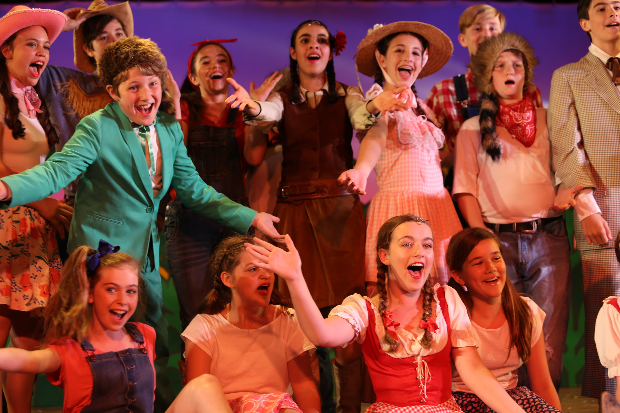 Rising Stars - Musical Theatre for Middle Schoolers