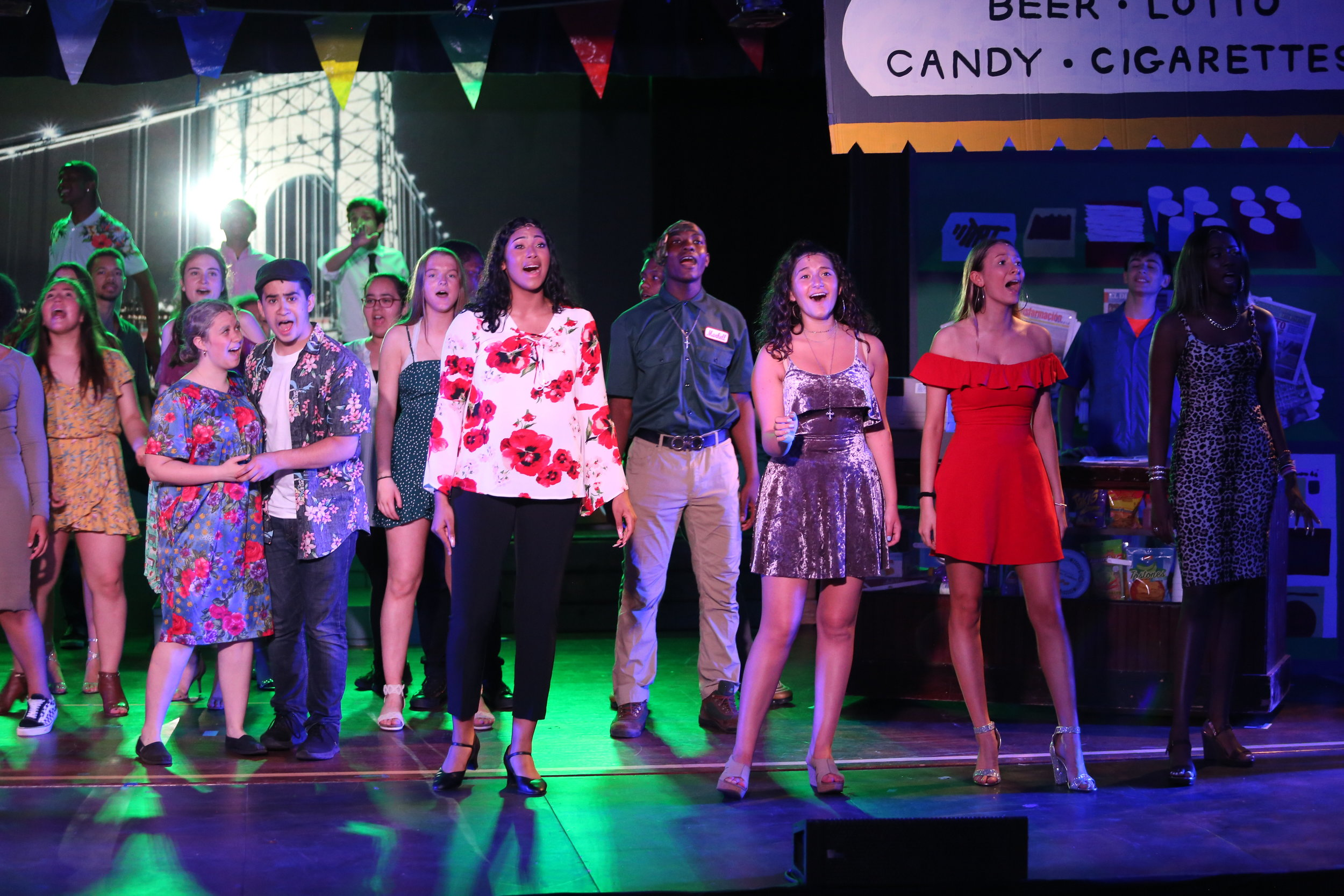 sTARS - Musical Theatre for High Schoolers