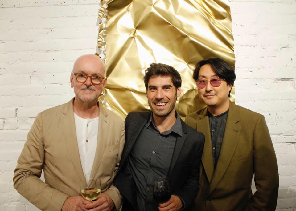 Alan Merriam, Sébastien Gaudette & Juno Youn