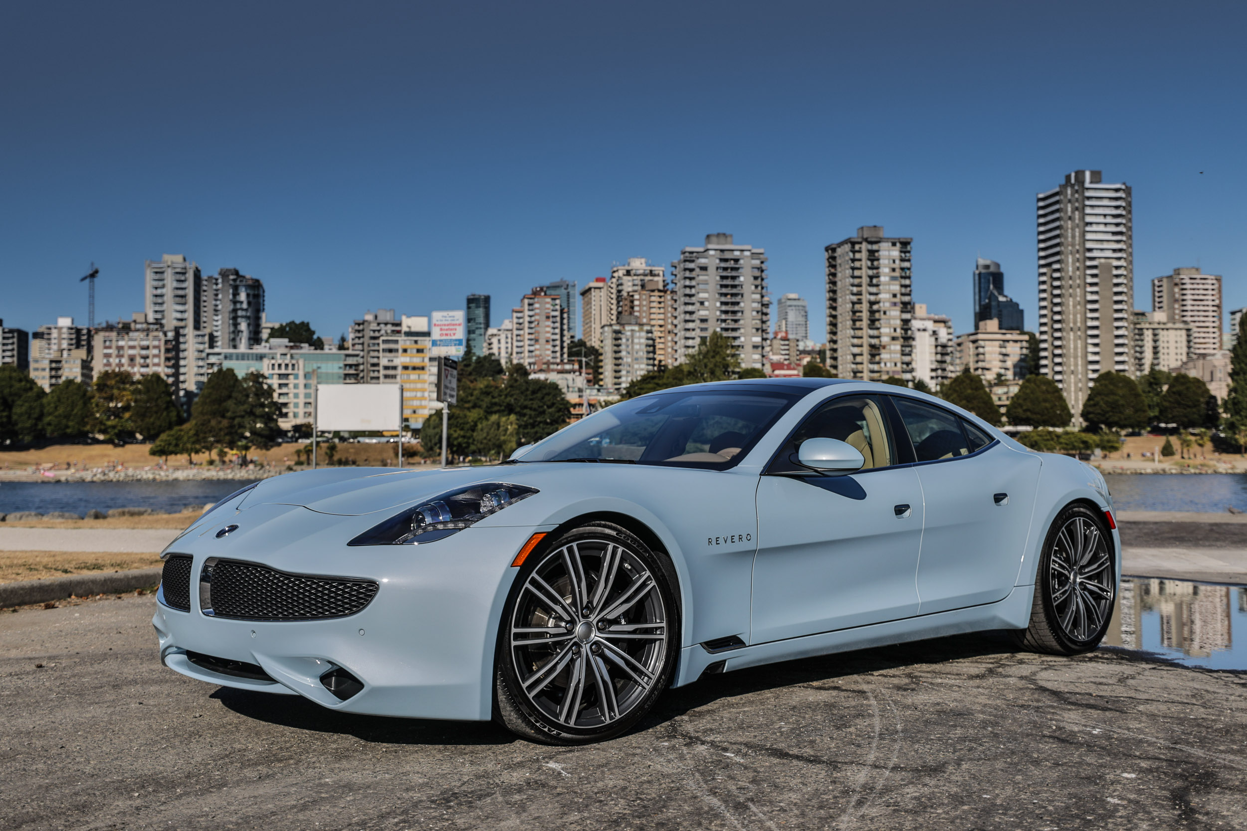 Karma Revero has been named the 2018 Green Car of the Year beating out Porsche, Cadillac and BMW.